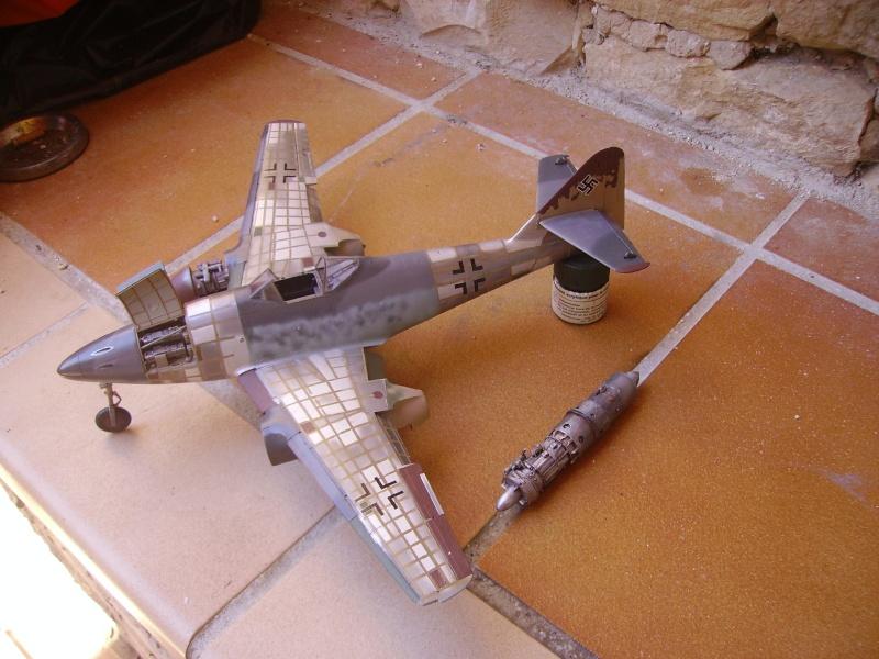 messerschmitt Me 262 1/32 Imgp0540