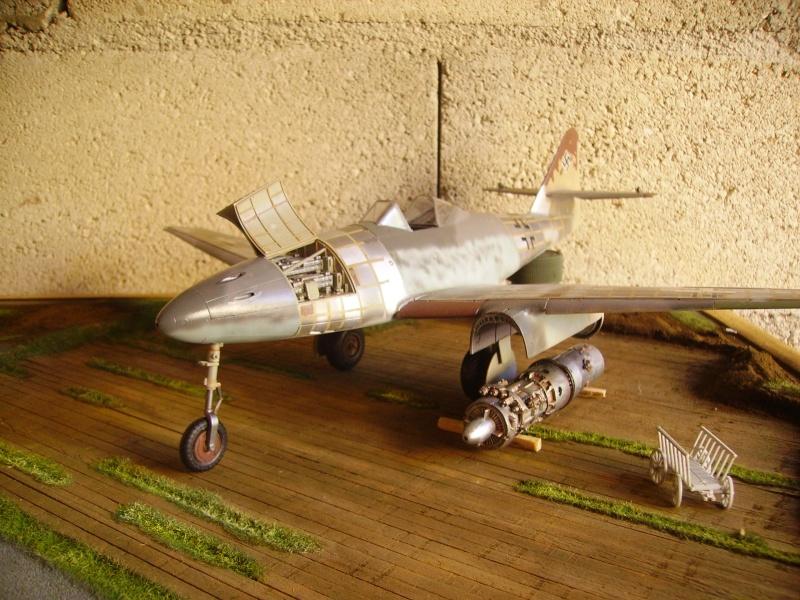 messerschmitt Me 262 1/32 Imgp0541