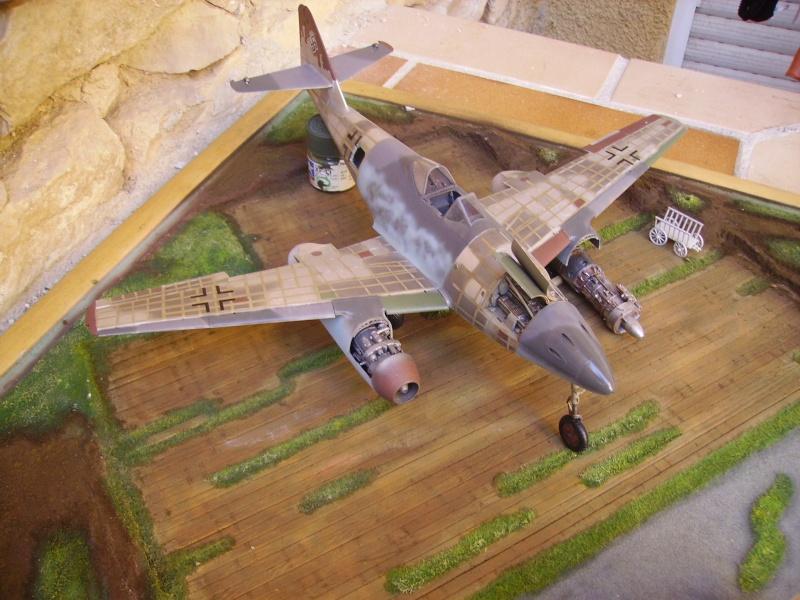 messerschmitt Me 262 1/32 Imgp0544