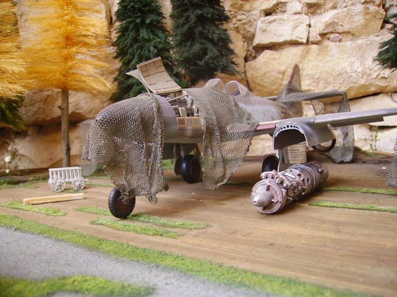 messerschmitt Me 262 1/32 Imgp0636