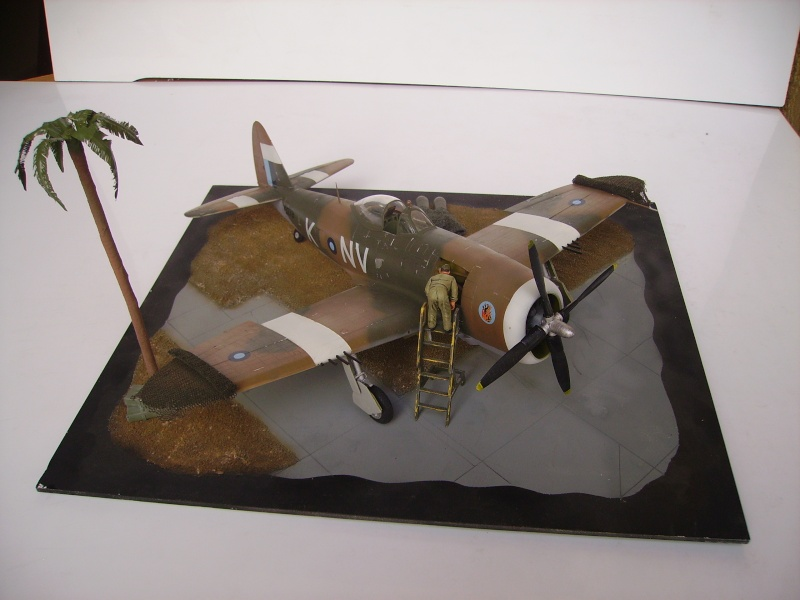 P47 Mk II birmanie 1944 1/32 Imgp0726