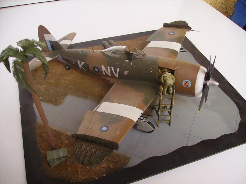P47 Mk II birmanie 1944 1/32 Imgp0727