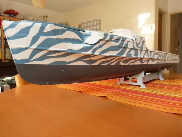 schnellboot S100 italeri P1000510