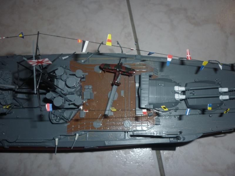 IJN Nagato 1/350 hasegawa P1010411