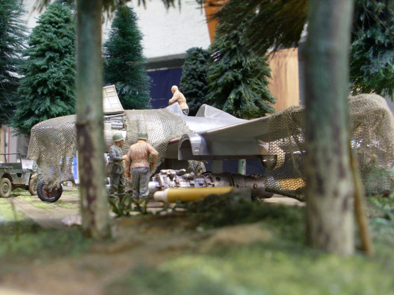 messerschmitt Me 262 1/32 Sl376119