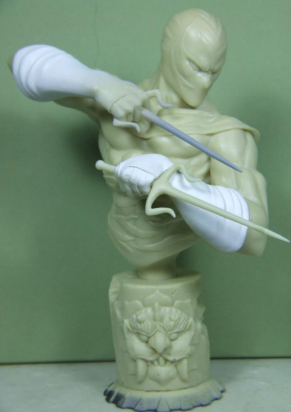 Le Bengal sculpté par Arnaud GUILLIAMS Bengal11