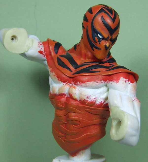 Le Bengal sculpté par Arnaud GUILLIAMS Bengal12