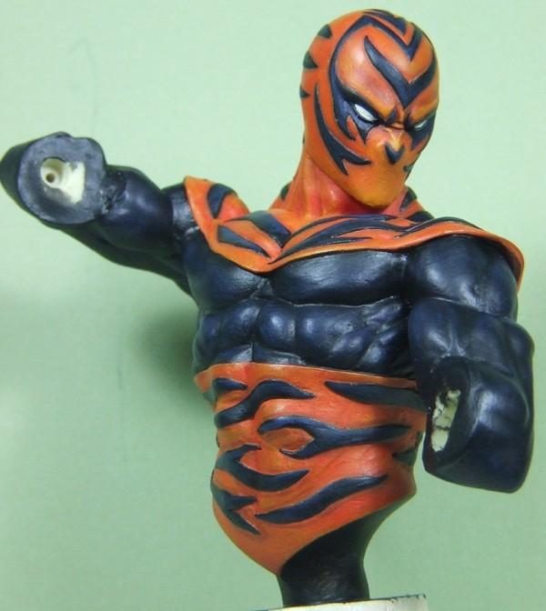 Le Bengal sculpté par Arnaud GUILLIAMS Bengal14