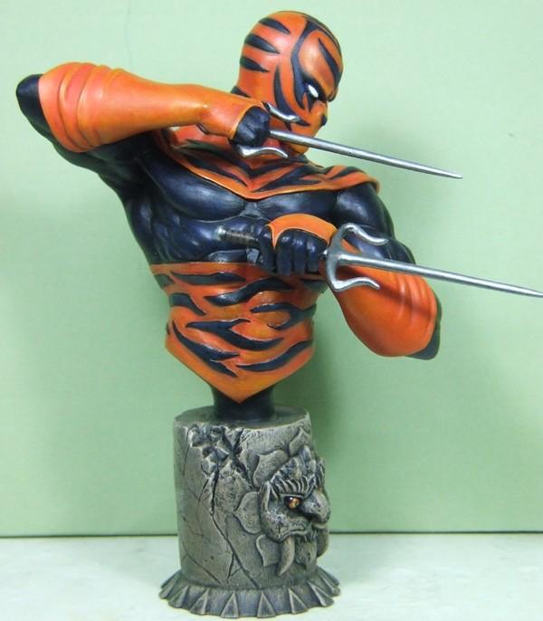Le Bengal sculpté par Arnaud GUILLIAMS Bengal15