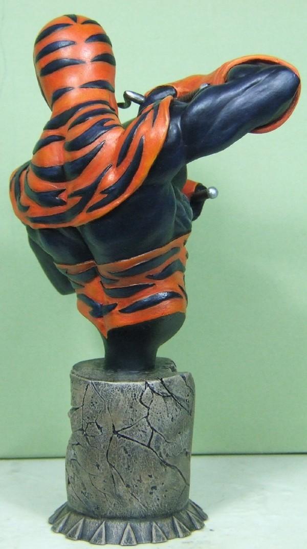 Le Bengal sculpté par Arnaud GUILLIAMS Bengal16