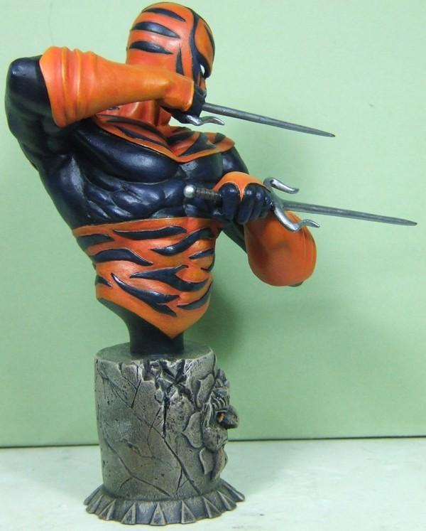 Le Bengal sculpté par Arnaud GUILLIAMS Bengal17