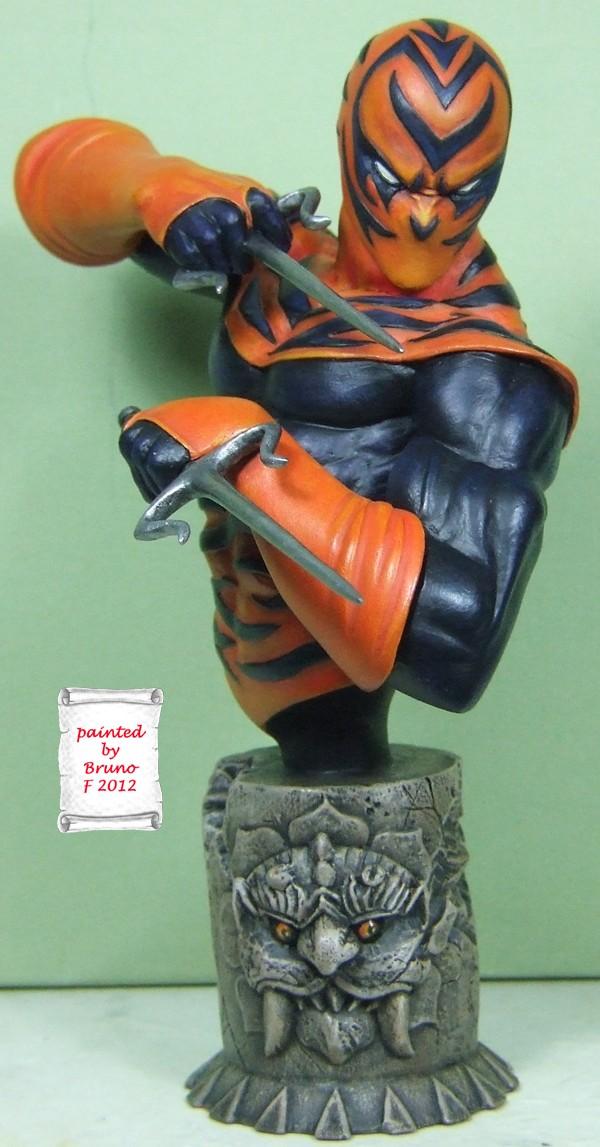 Le Bengal sculpté par Arnaud GUILLIAMS Bengal18