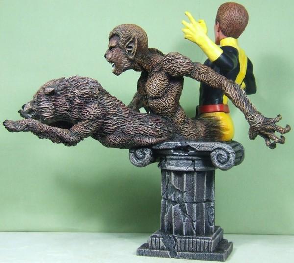 Felina sculpté par Troy McDevitt. Felina12