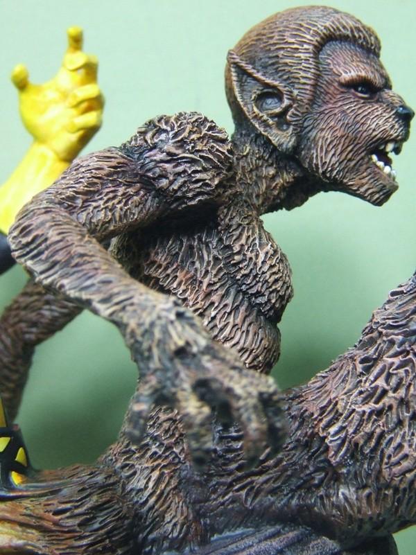Felina sculpté par Troy McDevitt. Felina14