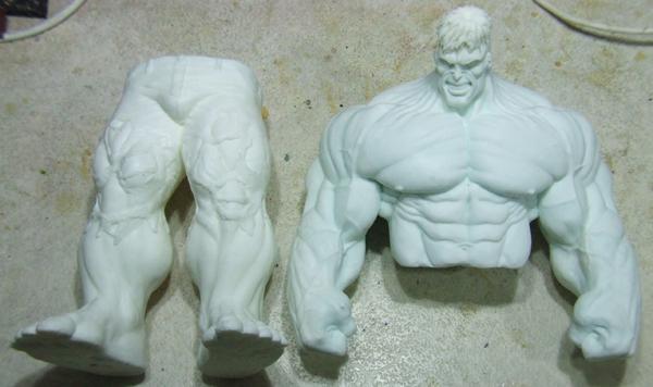 Hulk 53 cm sculpté par Sup3rs3d3d Hulk10