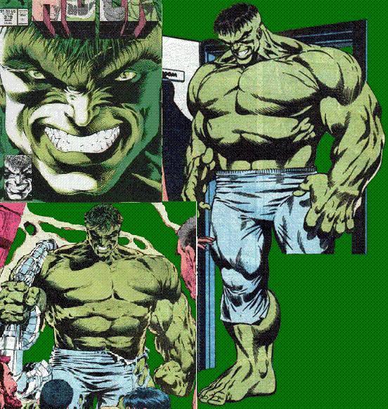 Hulk 53 cm sculpté par Sup3rs3d3d Khlk10