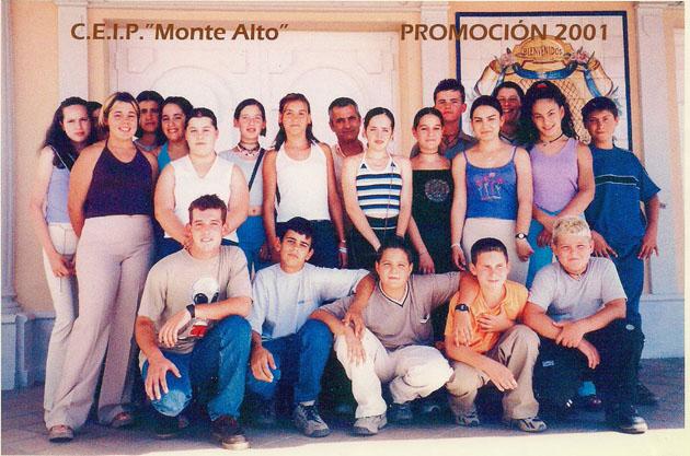 Fotos de antiguos alumnos/as 200110