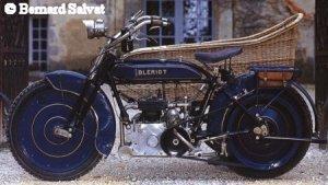 Moto française,L'age d'or 1914 - 1940 Blerio10