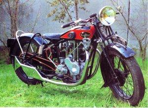 Moto française,L'age d'or 1914 - 1940 Gnome_10