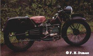 Moto française,L'age d'or 1914 - 1940 Sevita10