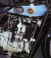 Moto française,L'age d'or 1914 - 1940 Train210
