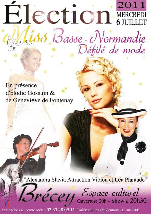 Elodie sera présente a l'election de miss basse normandie le 6 juillet 2011 00010