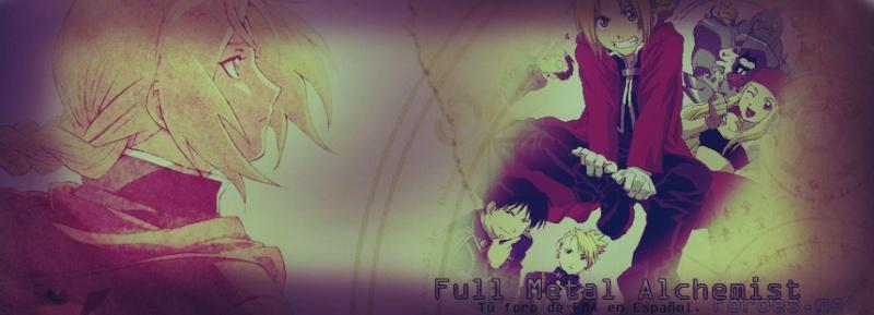 Foro FMA - Full Metal Alchemist