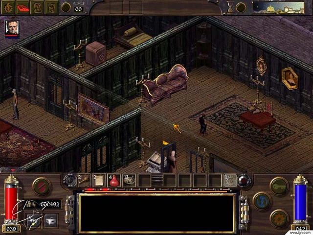 RPG Black Isle : Baldur's Gate, Fallout, etc ... Arcanu11