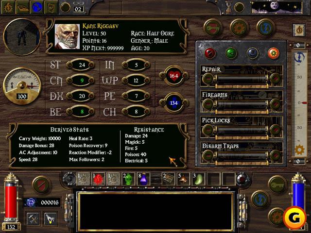 RPG Black Isle : Baldur's Gate, Fallout, etc ... Arcanu12
