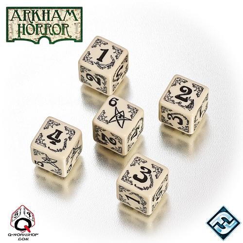 DICE : Collections de dés JDR  : modèles, conseils, adresses Arkham10