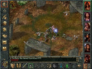 RPG BLACK ISLE, BIOWARE ... Baldur's Gate 2, Fallout, IWD, Baldur11
