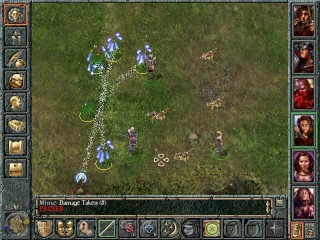 RPG BLACK ISLE, BIOWARE ... Baldur's Gate 2, Fallout, IWD, Entang10