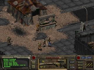 RPG BLACK ISLE, BIOWARE ... Baldur's Gate 2, Fallout, IWD, Fallou11