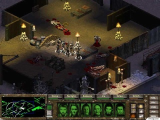 RPG BLACK ISLE, BIOWARE ... Baldur's Gate 2, Fallout, IWD, Fallou16