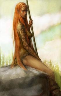 RPG Black Isle : Baldur's Gate, Fallout, etc ... Female10