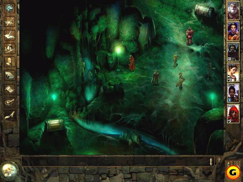 RPG BLACK ISLE, BIOWARE ... Baldur's Gate 2, Fallout, IWD, - Page 2 Iwdi10