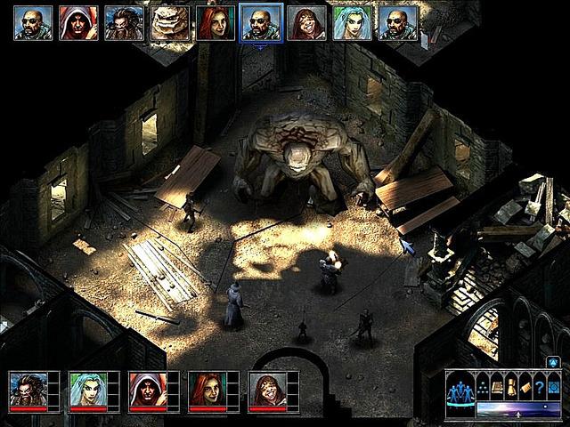 RPG Black Isle : Baldur's Gate, Fallout, etc ... Temple11