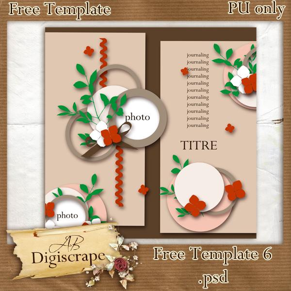 Free template 6 Previe18