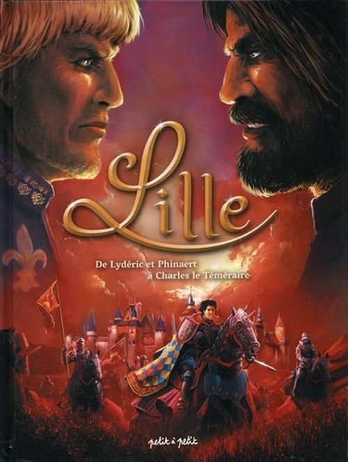 Lille Tome 1 – De Lydéric et Phinaert à Charles le Téméraire [Mosdi, Thomas et Merdrignac, Béatrice] Lille10