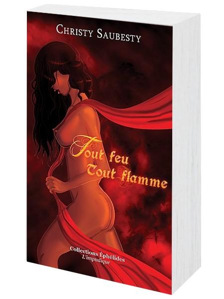 SAUBESTY Christy - Tout Feu, Tout Flamme Booktf11