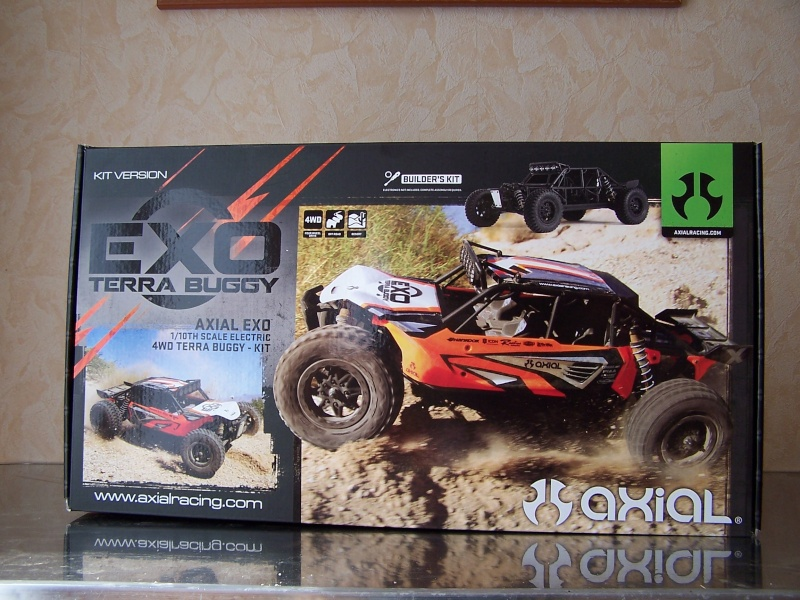 [NEW]  chez  AXIAL : EXO 1:10 Terra Buggy Kit - Page 7 100_5611