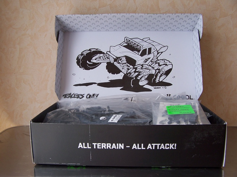 [NEW]  chez  AXIAL : EXO 1:10 Terra Buggy Kit - Page 7 100_5612