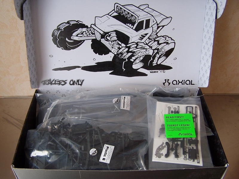 [NEW]  chez  AXIAL : EXO 1:10 Terra Buggy Kit - Page 7 100_5613