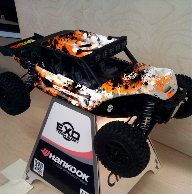 [NEW]  chez  AXIAL : EXO 1:10 Terra Buggy Kit - Page 5 Exo_tr10