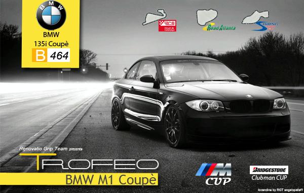 Trofeo BMW M1 Coupè [Evento One night] Trofeo10