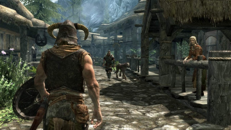 The Elders Scrolls V : Skyrim Skyrim10