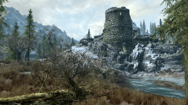 The Elders Scrolls V : Skyrim Skyrim11