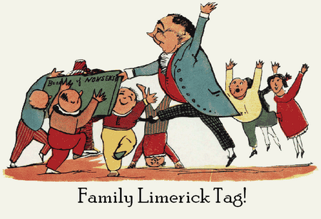 4/18 Family Limerick Tag! Edward10