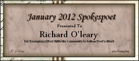 January 2012 Official Spokespoet of the Month Jan_2011