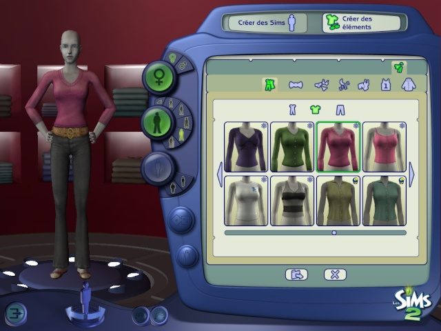 [Apprenti] Créer ses propres vêtements Sims 2 - Partie I - La recoloration simple Ts2bod11